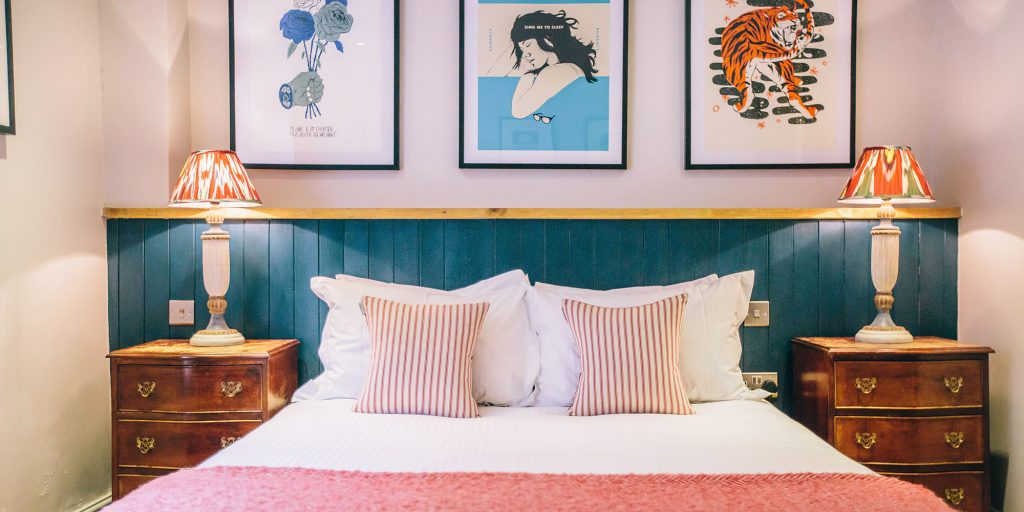 i-escape blog / Artist Residence Cornwall