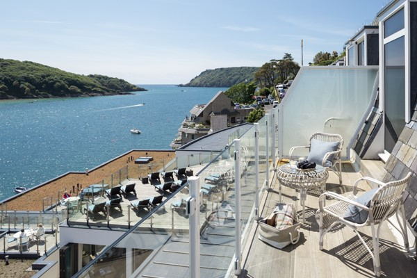 Salcombe seaside hotel