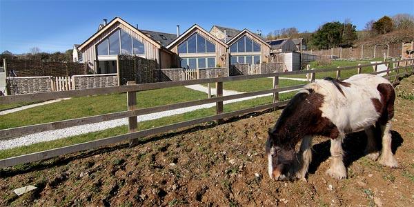 Merlin farm Eco Cottages