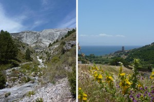The Andalucian Coast to Coast Walk