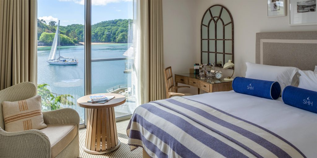 i-escape blog / Salcombe Harbour Hotel & Spa