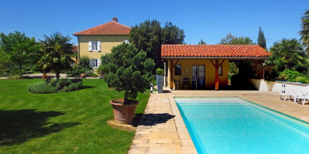 i-escape blog / The Gascony Farmhouse