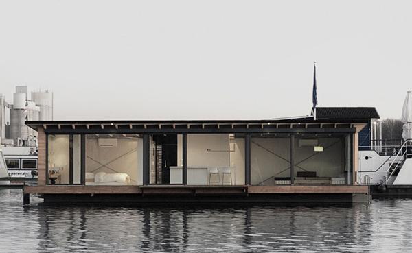 i-escape: Boutique Houseboat Berlin