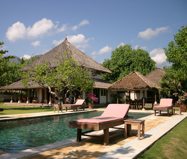 i-escape: Puri Ganesha Villas, Bali