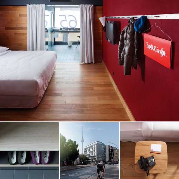 i-escape: Casa Camper Berlin