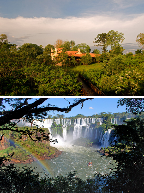 i-escape: Don Puerto Bemberg Lodge, Argentina