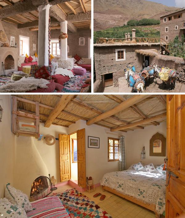 i-escape: Douar Samra, Morocco
