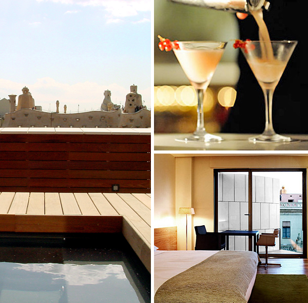 i-escape: Hotel Omm, Barcelona