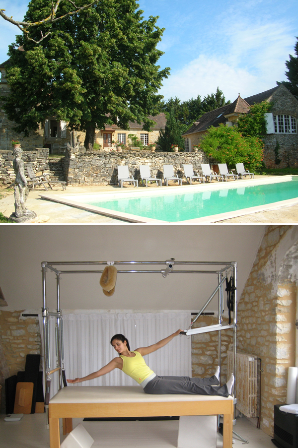i-escape: Pilates en France