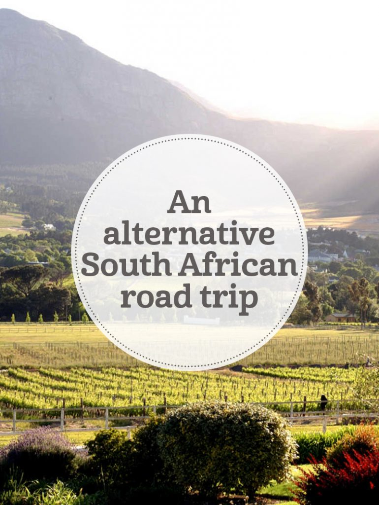 The i-escape blog / Spotlight on an alternative South African road trip