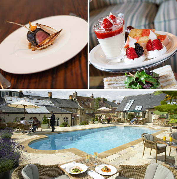 i-escape: Feversham Arms Hotel, UK