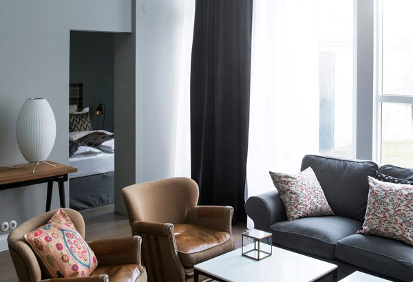 i-escape: Reykjavik Boutique Apartments