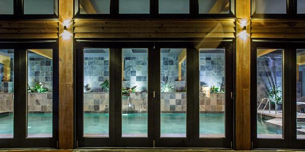 Twin Tors shared pool