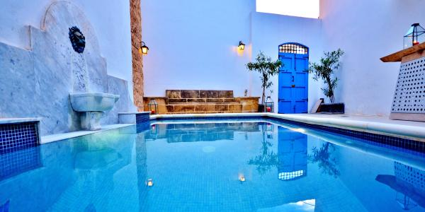 i-escape: Chapel 5 Suites, Malta