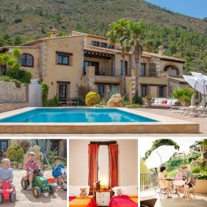 i-escape: Caserio del Mirador, Spain
