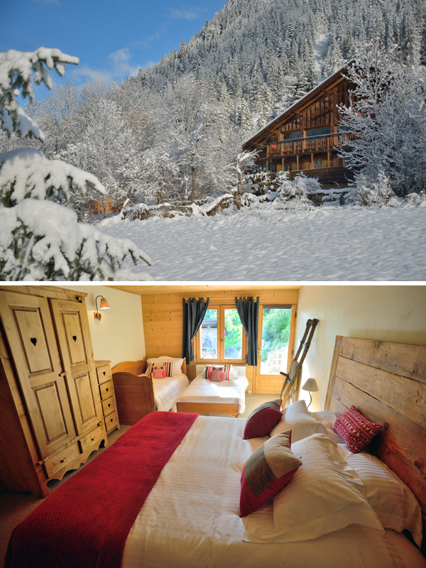 i-escape: Chalet Cannelle, France