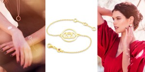 Chakra bracelets from Daisy London