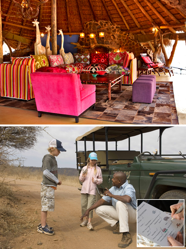 i-escape: Jaci's Safari Lodges