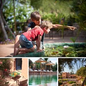 i-escape: Le Jardin des Douars, Morocco
