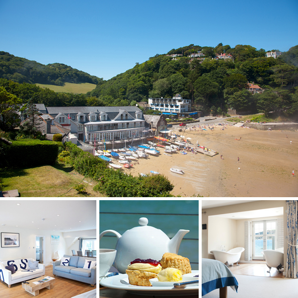i-escape: South Sands Boutique Hotel, Devon