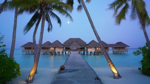 i-escape: Gili Lankanfushi, Maldives