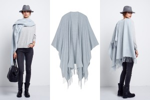 Cashmere wrap from Hush