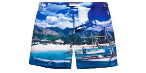 Swim shorts from Orlebar Brown