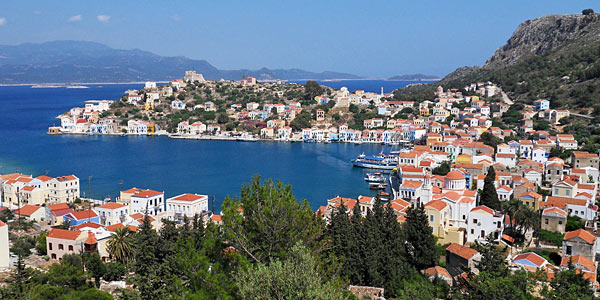 i-escape: Kastellorizo, Dodecanese Islands, Greece