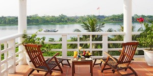 i-escape: La Residence Hue, Vietnam