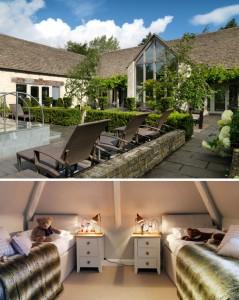 i-escape: Calcot Manor, UK