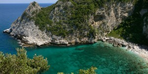 i-escape: Fakistra Cove, Pelion, Greece