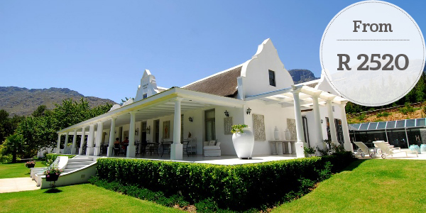 i-escape: Grand Dedale Country House, South Africa
