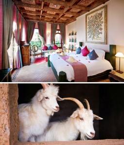 i-escape: Kasbah Tamadot, Morocco