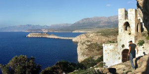 i-escape: Odigitria chapel, Deep Mani, Peloponnese, Greece