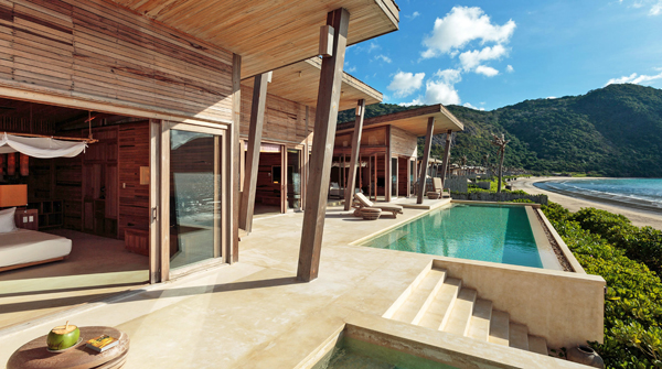 i-escape: Six Senses Con Dao, Vietnam