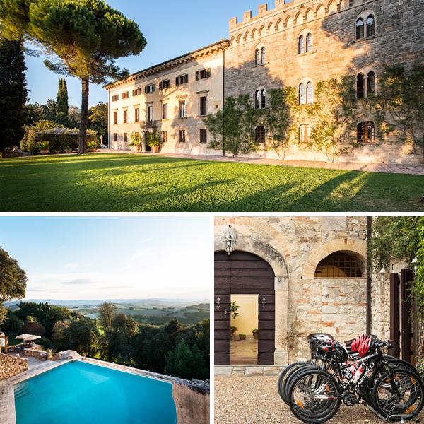 i-escape: Borgo Pignano, Italy