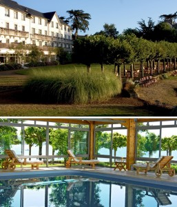 i-escape: Grand Hotel des Bains, France