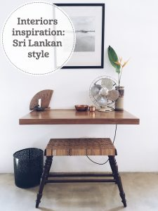 The i-escape blog / Interiors inspiration: Sri Lankan style
