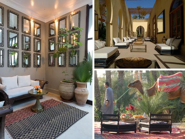 i-escape: Jnane Tamsna, Morocco