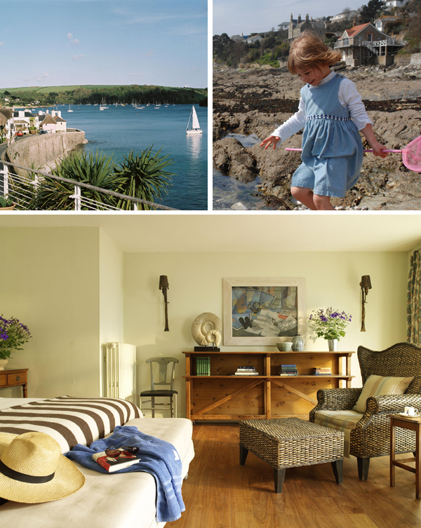 i-escape: Hotel Tresanton, UK