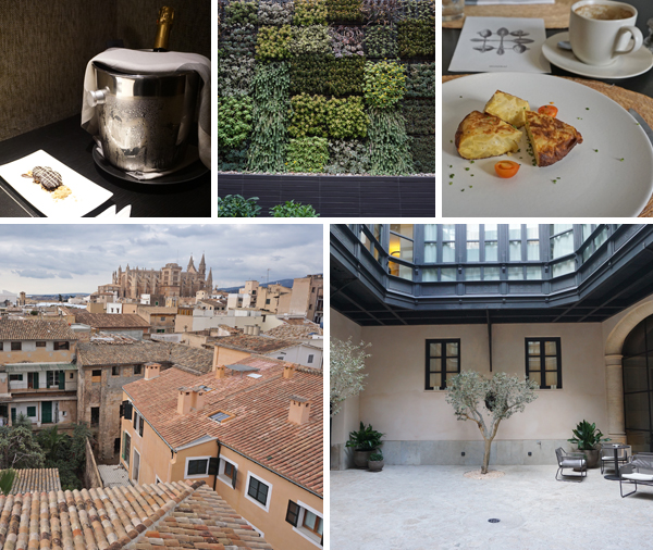 i-escape: Sant Francesc Hotel Singular, Mallorca