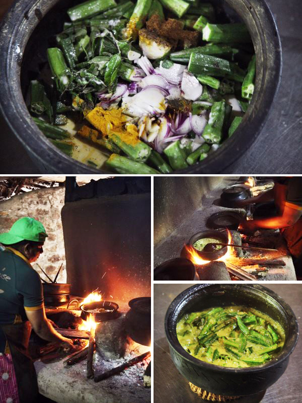 The Mudhouse's Okra Curry