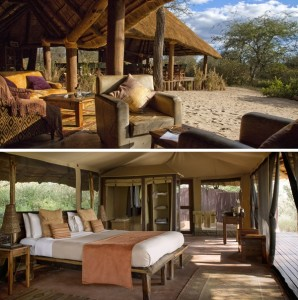 i-escape: Oliver's Camp, Tanzania
