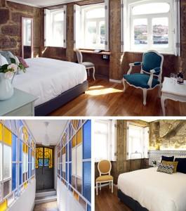 i-escape: 1872 River House, Porto