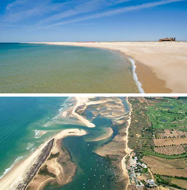 i-escape: Ria Formosa Natural Park, Portugal