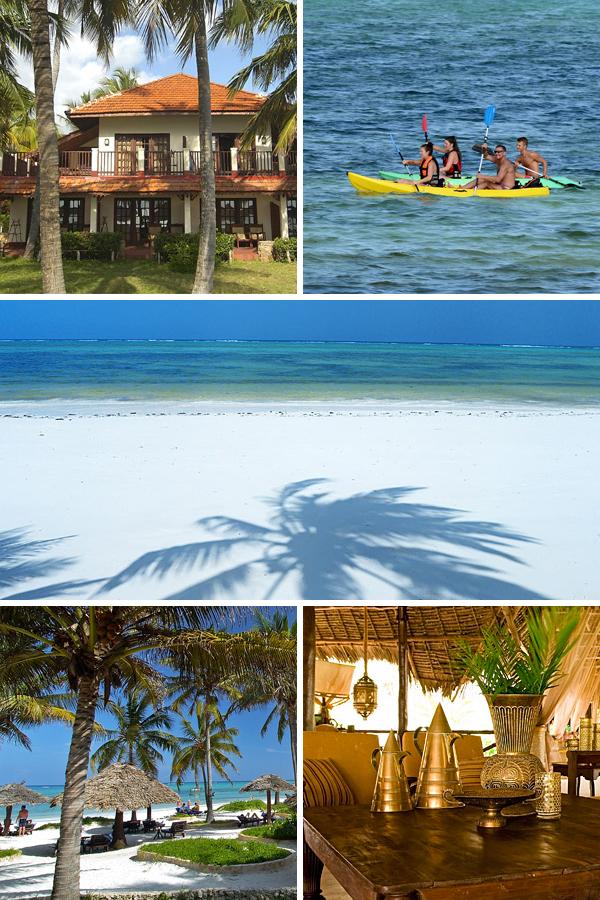 i-escape: Breezes Beach Club, Zanzibar