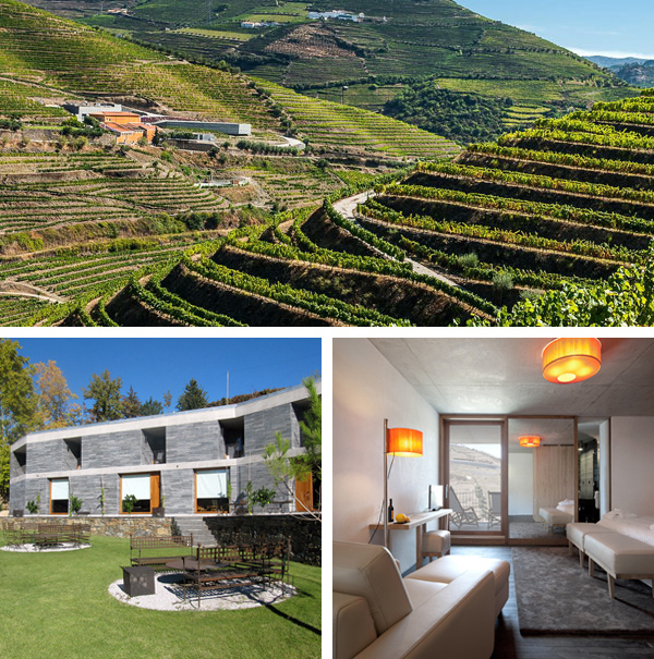 i-escape: Quinta do Vallado, Douro Valley