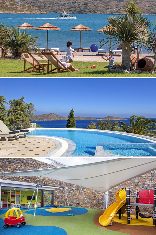 i-escape: Elounda Gulf Villas, Greece