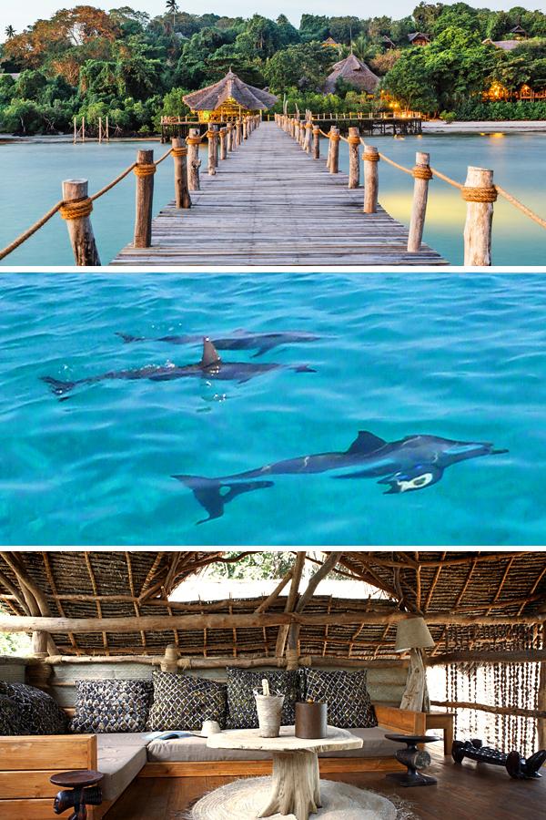 i-escape: Fundu Lagoon, Zanzibar
