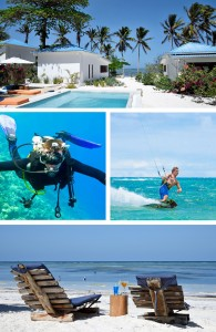 i-escape: Indigo Beach, Zanzibar
